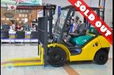 ขายรถโฟล์คลิฟท์มือสอง KOMATSU รุ่น FG25LT-571613