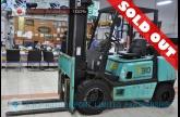 รถโฟล์คลิฟท์พร้อมขาย SUMITOMO รุ่น FD30PVIHA-00511