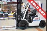 รถโฟล์คลิฟท์พร้อมขาย NISSAN รุ่น YGL02-000253