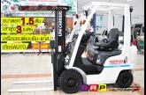 รถโฟล์คลิฟท์พร้อมขาย NISSAN รุ่น P1F1A15D-000182