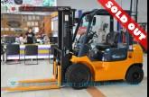 รถโฟล์คลิฟท์พร้อมขาย TOYOTA รุ่น 7FGL20-13715