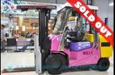 รถโฟล์คลิฟท์พร้อมขาย TCM รุ่น FA30D-09P00569