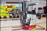 รถโฟล์คลิฟท์ไฟฟ้าพร้อมขาย รุ่น FBR9-R60-400-121AB6382