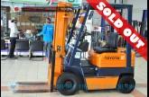 รถโฟล์คลิฟท์พร้อมขาย TOYOTA รุ่น 5FG10-14267