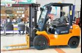รถโฟล์คลิฟท์พร้อมขาย TOYOTA รุ่น 7FG25-21124