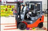 รถโฟล์คลิฟท์พร้อมขาย TOYOTA รุ่น 8FD15-34248