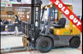 ขายรถโฟล์คลิฟท์มือสอง TCM รุ่น FHD30Z5-34II24