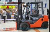 รถโฟล์คลิฟท์พร้อมขาย TOYOTA รุ่น 8FD25-34433