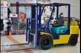 ขายรถโฟล์คลิฟท์มือสอง KOMATSU รุ่น FG30-561691