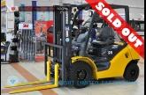 ขายรถโฟล์คลิฟท์มือสอง KOMATSU รุ่น FG25HT-583201