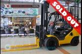 รถโฟล์คลิฟท์พร้อมขาย KOMATSU รุ่น FD30HT-16-709232