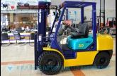 ขายรถโฟล์คลิฟท์มือสอง KOMATSU รุ่น FG30HT-12-520568
