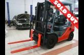 ขายรถโฟล์คลิฟท์มือสอง TOYOTA รุ่น 8FGL25