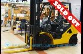 ขายรถโฟล์คลิฟท์มือสอง KOMATSU รุ่น FD25T-309057