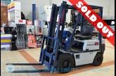 ขายรถโฟล์คลิฟท์มือสอง KOMATSU รุ่น FG15-15