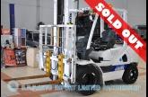 ขายรถโฟล์คลิฟท์มือสอง komatsu รุ่น FG30T-16