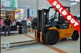 รถโฟล์คลิฟท์พร้อมขาย TOYOTA รุ่น 7FG40-50478