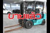 ขายรถโฟล์คลิฟท์มือสอง SUMITOMO รุ่น 11FD25